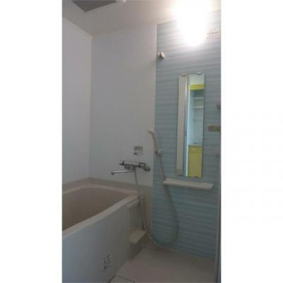 【浴室】ドミール目白アネックス
