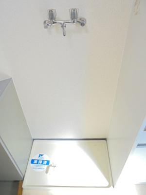 【洗面所】スカイコート新宿第3