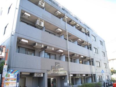 【外観】スカイコート新宿第3