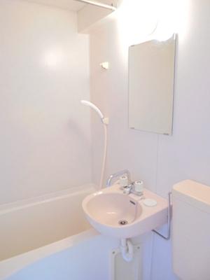 【浴室】スカイコート新宿第3