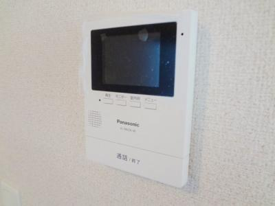 同一タイプ他物件 TVモニター付きインターホン