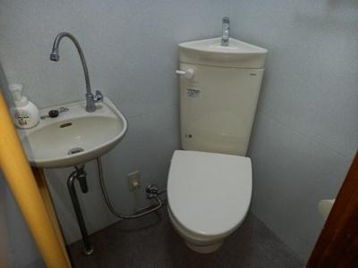 【トイレ】大街道トリノビル