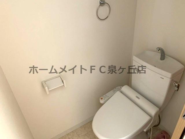 【トイレ】アドラブールヴィラ