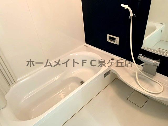 【浴室】アドラブールヴィラ
