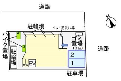 【外観パース】ヒラキ門前仲町