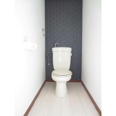 【トイレ】スバルハイツ