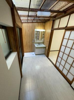 【ランドリースペース】西京区嵐山東海道町