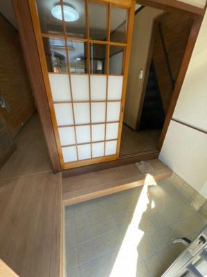 【玄関】西京区嵐山東海道町