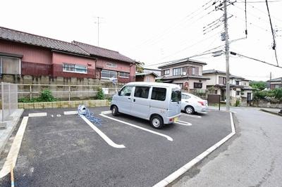 【駐車場】アットワイス