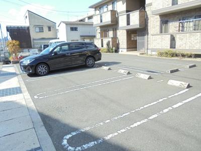 【駐車場】コンフォート不二