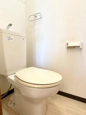 【トイレ】ハイツアステール