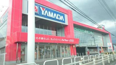 ヤマダ電機テックランド伊勢崎東店まで1,453m