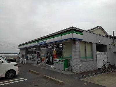 ファミリーマート岡田店まで350m