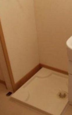 室内洗濯置場☆