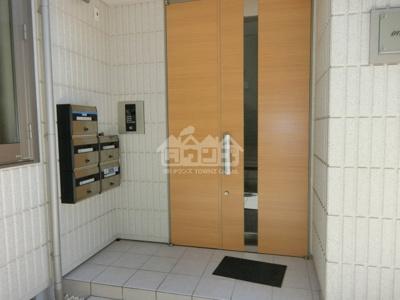 オートロック・orchid Room