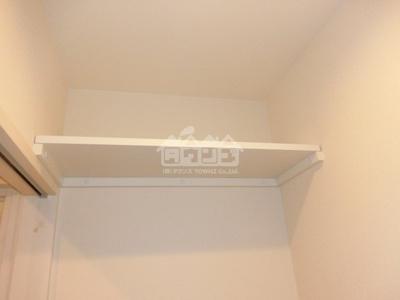 トイレの上棚・orchid Room
