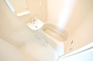 【浴室】横浜市保土ケ谷区仏向町一棟アパート
