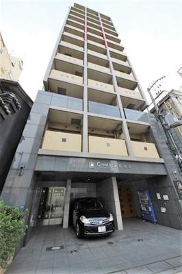 【外観】クレアートアドバンス大阪城南