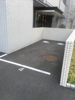 【駐車場】門前仲町レジデンス七番館駐車場