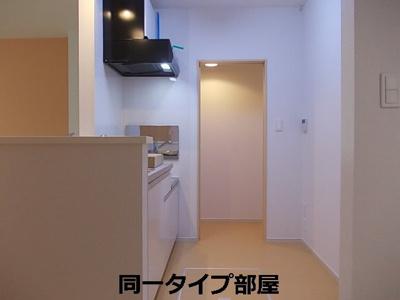 【玄関】ディアコート A棟