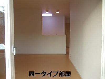 【内装】ディアコート A棟