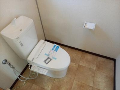 2F専用トイレ
