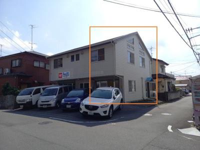 【外観】福音寺テナント