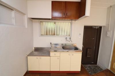 【キッチン】狩俣アパート