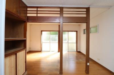 【洋室】狩俣アパート