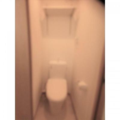 【トイレ】フルージュ目白