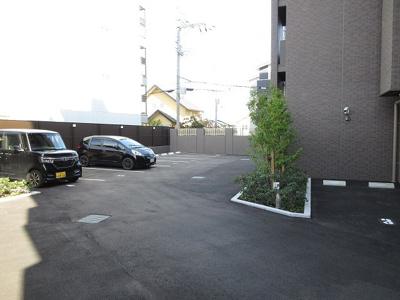 【駐車場】ジオ阪急総持寺