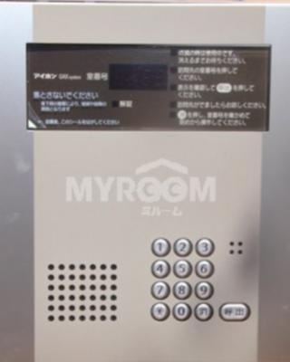 オートロック完備で安心のセキュリティ☆(同一仕様写真)