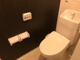 シャワー付トイレ(イメージ)