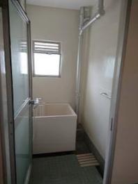【浴室】グレースタカツキ 3号棟