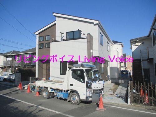 施工例 平塚市中里2期 新築一戸建て 全2棟