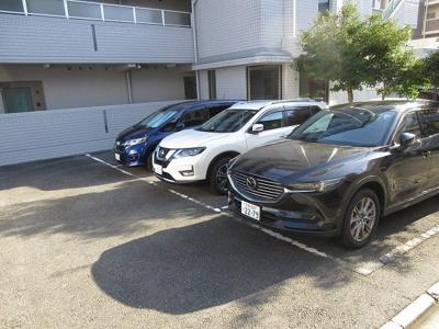 【駐車場】メロディーハイツ長野東