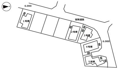 【区画図】姫路市飾東町庄5期