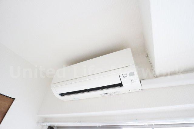 洋室エアコン付き