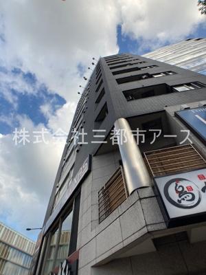 【外観】スパシエルクス五反田