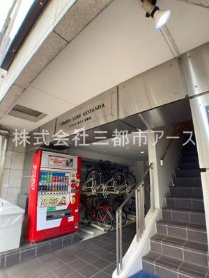 【エントランス】スパシエルクス五反田