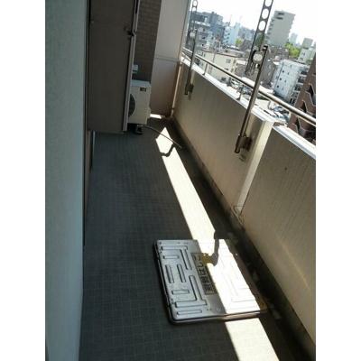 【バルコニー】日神パレステージ亀戸第6