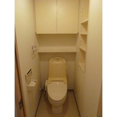 【トイレ】日神パレステージ亀戸第6