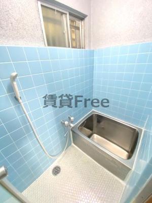 【浴室】東小橋1丁目長屋 仲介手数料無料