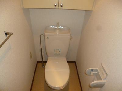 【トイレ】スカイコート目白