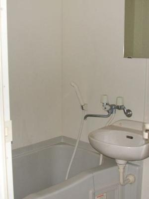 【浴室】スカイコート目白