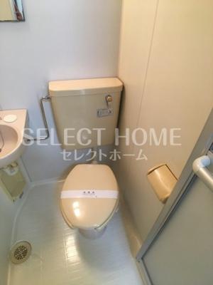 【トイレ】ユースハイツ