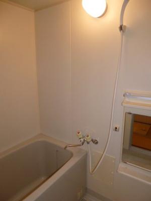 【浴室】サニーシャトー