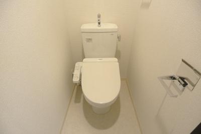 【トイレ】エステムコート梅田・天神橋Ⅳステーションフロント