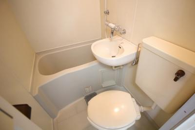 【トイレ】ハピネス社が丘