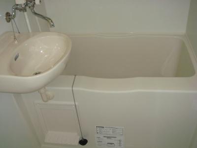 【浴室】レオパレスMIZUNO